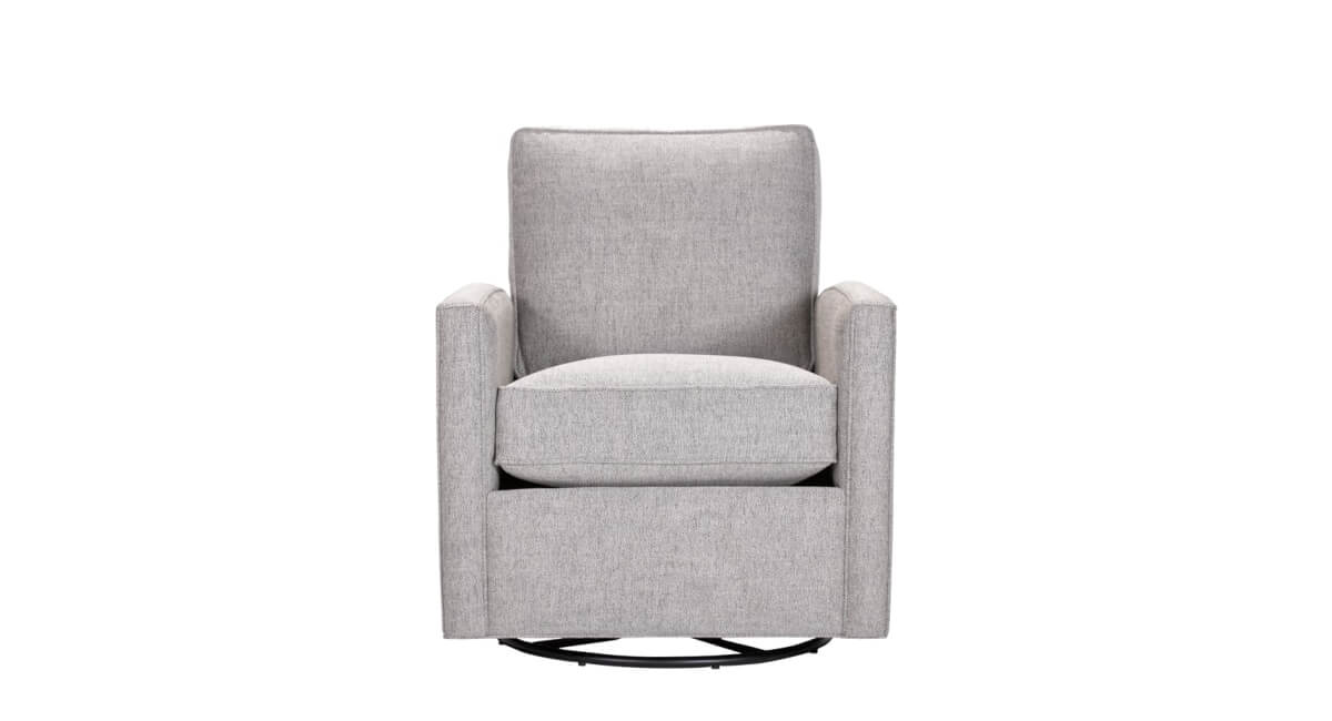 Younger Swivel Lincoln Chair