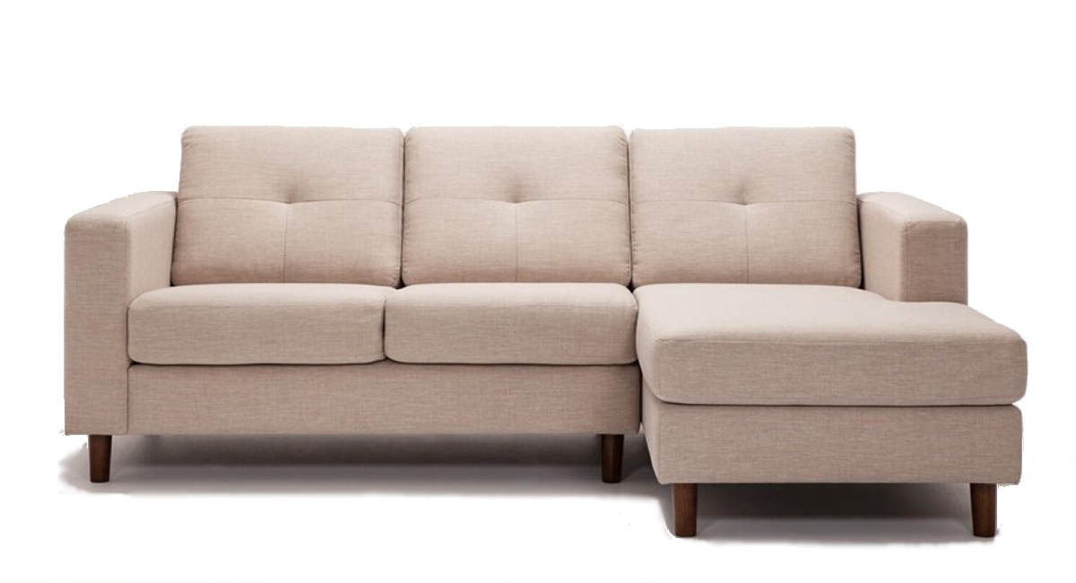 Solo Two Piece Sectional