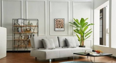 In Stock For Your New Place Clearance Kube Valencia Sofa Sleeper $599   COLORS AVAILABLE A1501 DARK GREY 1715-09 GREY  1715-23 BLUE A1500 GREY SNOW WHITE VINYL IN CARTON
