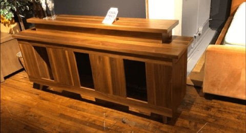 Clearance ECI Theater Bar $449  AS IS FLOOR MODEL