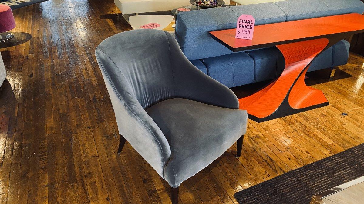 Clearance Tessa Chair $349 AS IS FLOOR MODEL
