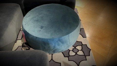 Pinnacle Dollop Ottoman $599 AS IS FLOOR MODEL