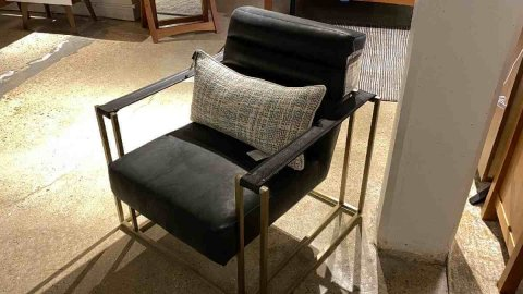 Universal On Sale Jensen Accent Chair List $1799 Our Price $799 AS IS FLOOR MODEL Downtown Store