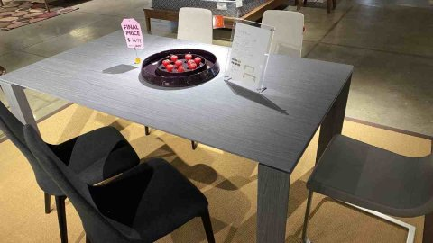 Calligaris Omnia Extension Table $999 AS IS FLOOR MODEL