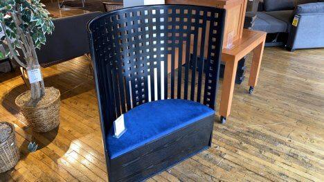 Macintosh Willow Chair $1299 AS IS FLOOR MODEL