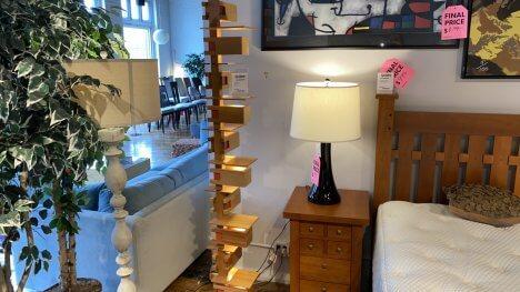 Yamagiwa On Sale Taliesin Floor Lamp $1299 AS IS FLOOR MODEL Downtown Store