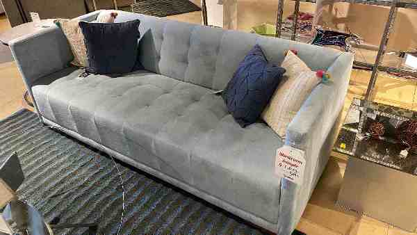 Younger Holmes Sofa $1399 AS IS FLOOR SAMPLE