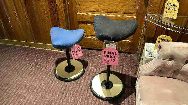 Varier On Sale  Move Stool  $199 AS FLOOR MODEL Downtown Store