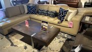 Planum On Sale Studio Sectional $5995 AS IS FLOOR MODEL Downtown Store