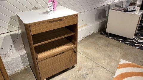 BDI On Sale Kronos Multifunction Cabinet $899 AS IS FLOOR MODEL Downtown Store