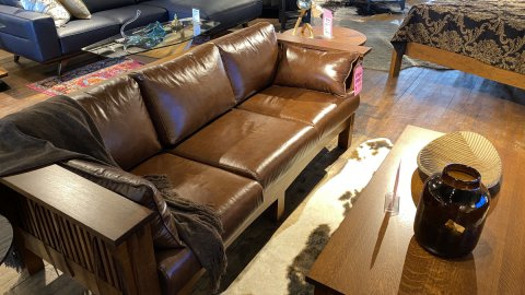 Canal Dover American Mission Sofa $3499 AS IS FLOOR MODEL