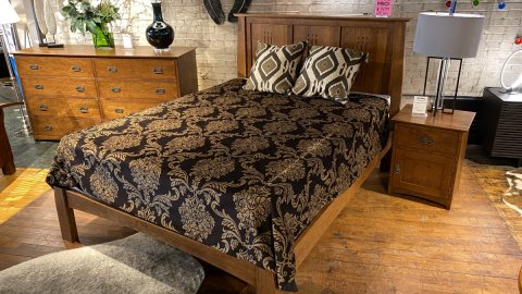 Canal Dover American Mission Bedroom Set $4199 AS IS FLOOR MODEL