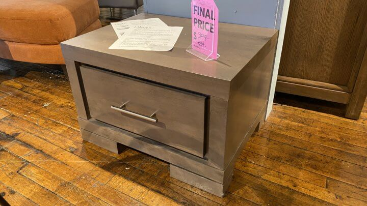 Dinec Furniture Sale Vancouver Night Stand $299. HAVE RIGHT AWAY!