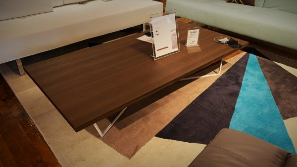 Calligaris Furniture Sale Low T Cocktail Table $399. HAVE RIGHT AWAY!