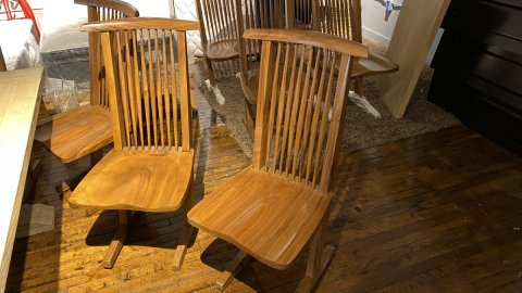Oriental Chair Sale $99. HAVE RIGHT AWAY!