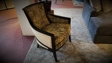 Sam Moore Furniture Sale Kamea Chair $799. HAVE RIGHT AWAY!