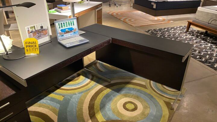 BDI Furniture Sale On Sequel Desk, And Return $1399  HAVE IT RIGHT AWAY