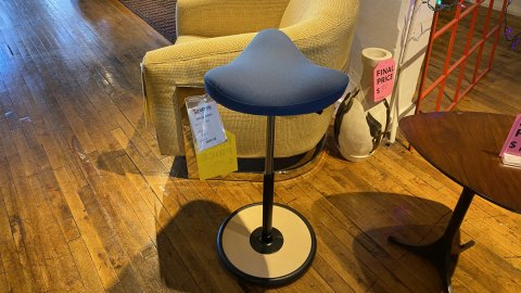 Sale On Varrier Move Stool $149 AS IS FLOOR MODEL Have It Right Away