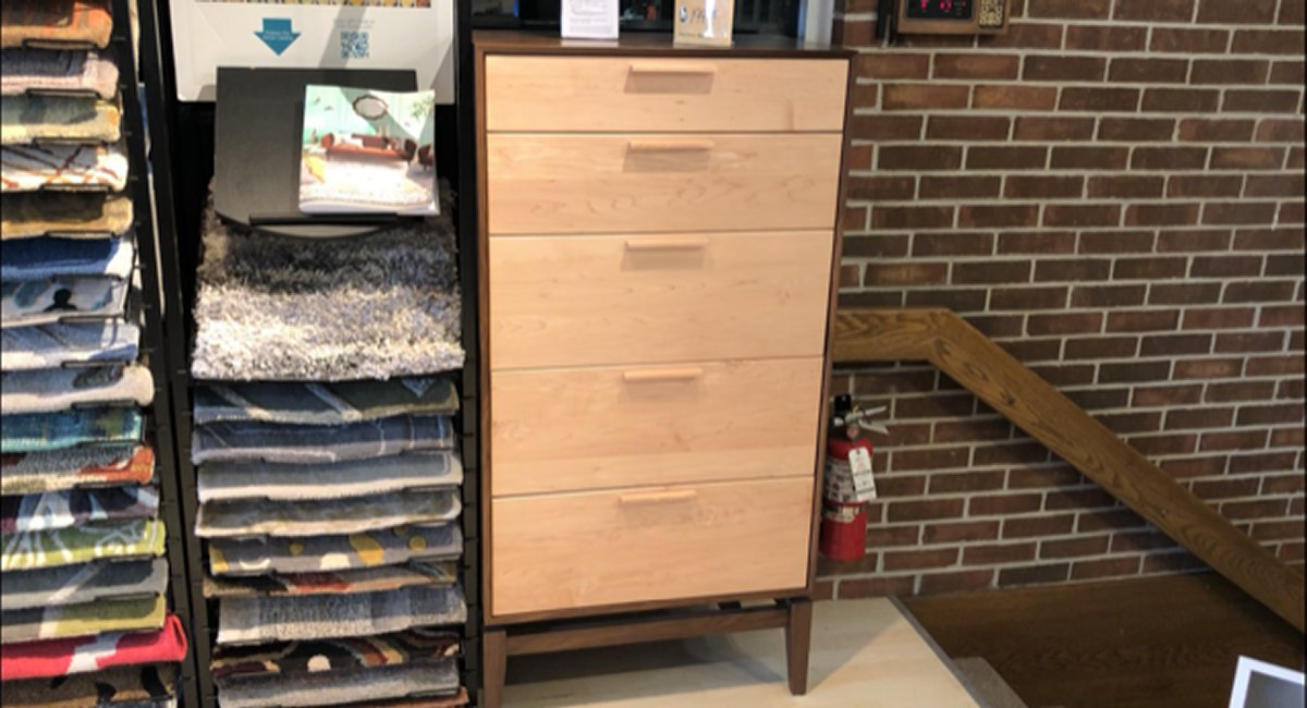 Clearance Copeland Soho Chest $799 AS IS
