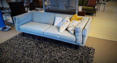 Clearance EQ3 Plateau Sofa $899 AS IS FLOOR MODEL