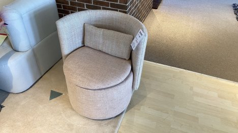 Younger Buttercup Chair $599 AT WEST SIDE STORE AS IS FLOOR MODEL