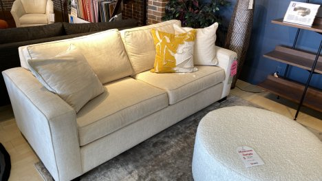 Younger Grace Sofa $1499 AT WEST SIDE STORE AS IS FLOOR MODEL