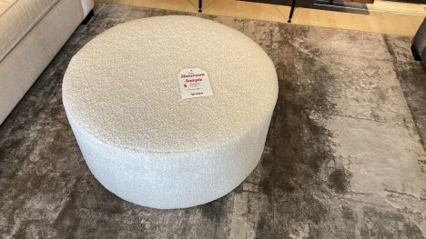 Younger Ottoman $599  AT WEST SIDE STORE AS IS FLOOR MODEL