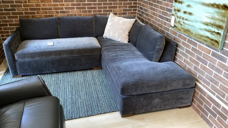 Younger Thursday Sectional  $1999 AT WEST SIDE STORE AS IS FLOOR MODEL