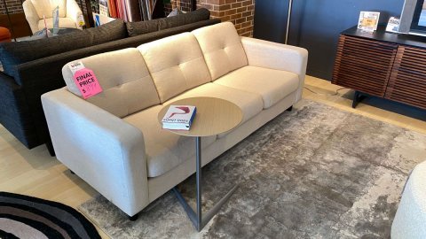 EQ3 Sale Solo Sofa $899 AS IS FLOOR MODEL WEST STORE