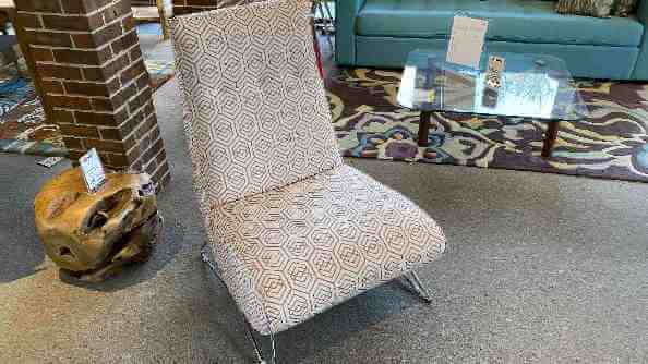 EQ3 Furniture Sale On Mollie Chair $399 AS IS FLOOR MODEL.  IN STOCK HAVE IT RIGHT AWAY!
