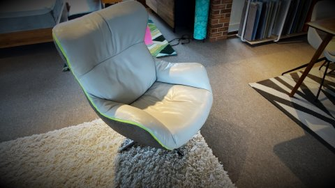EQ3 Furniture Sale Arie Chair $1349. HAVE RIGHT AWAY!
