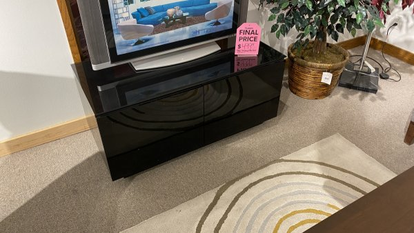 BDI Furniture Sale On Mirage A/V Unit $499 Have It Right Away