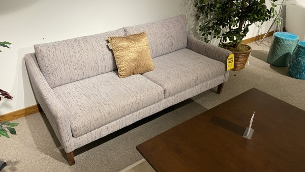 Younger Furniture Sale On Saturday Sofa. $1699 AS IS. Have It Right Away!