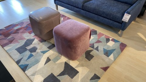 Younger Furniture Ottomans