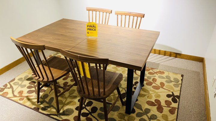 EQ3 Hatch Dining Room Table.