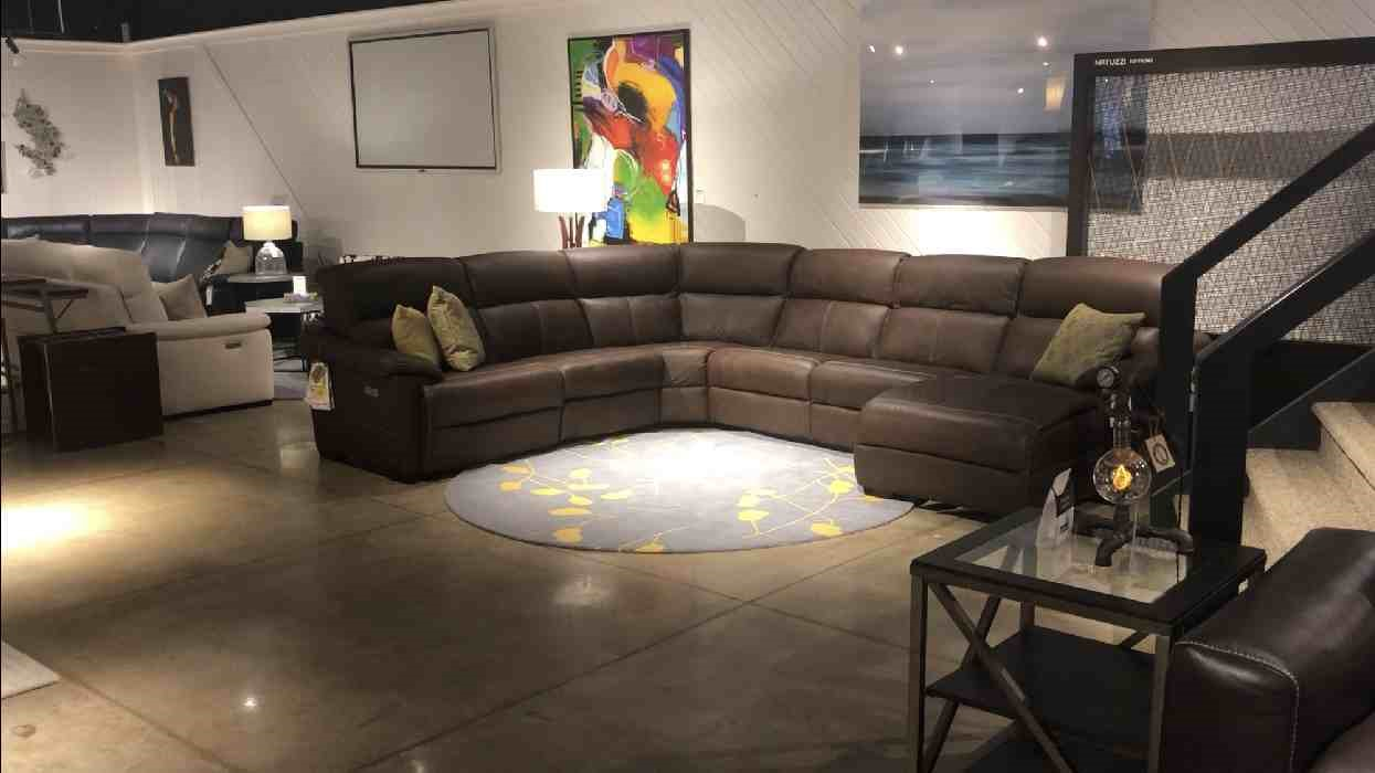 Ultimate Clearance Event Sectional